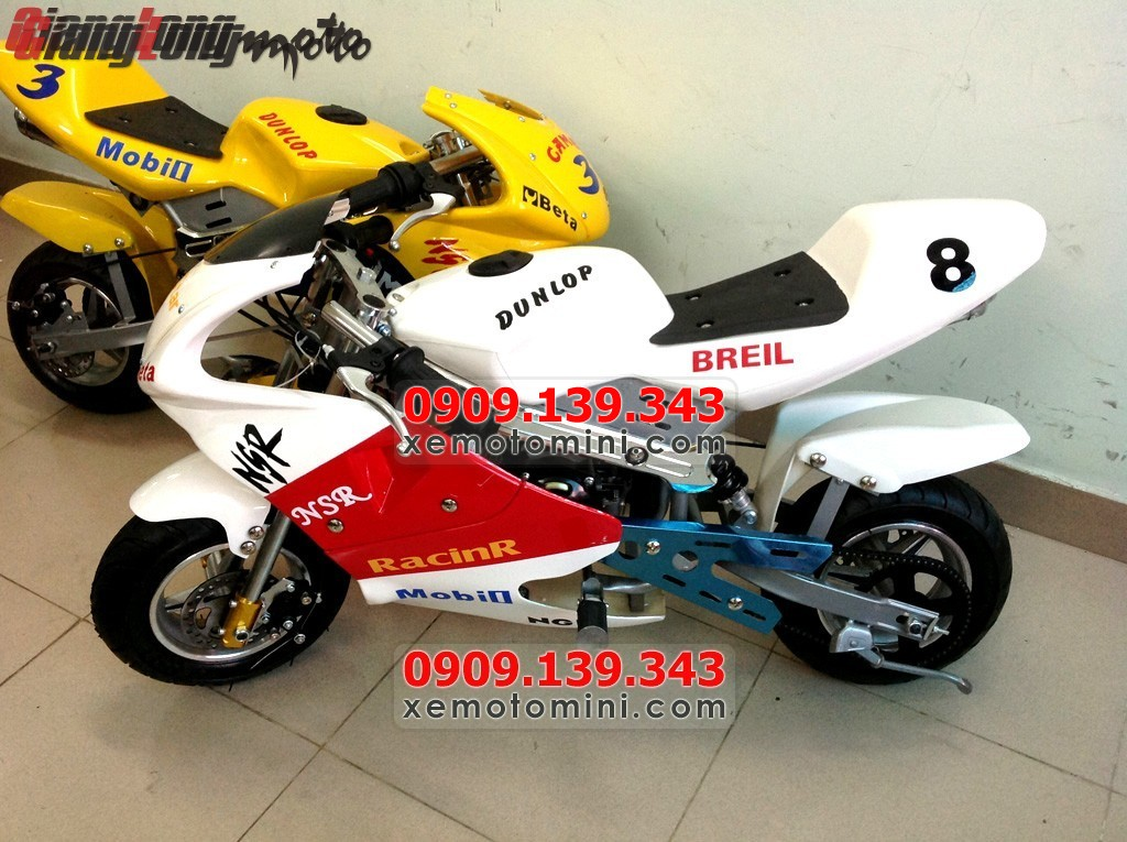 Moto-mini-50cc-RacinR-Trang-do-4